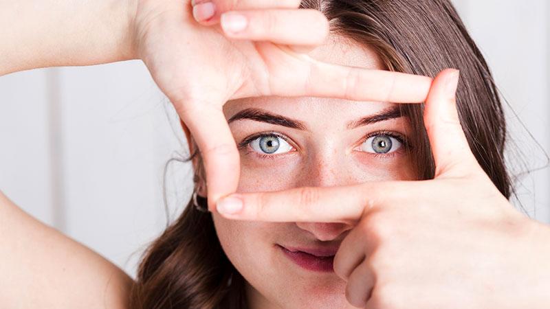 Augen und Gesundheit